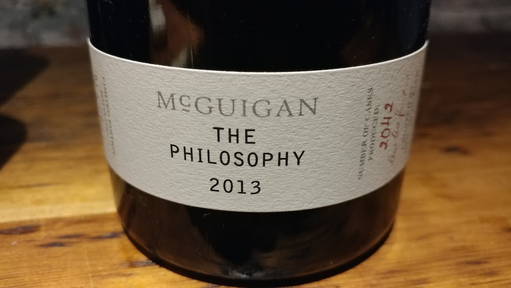 McGuigan The Philosophy