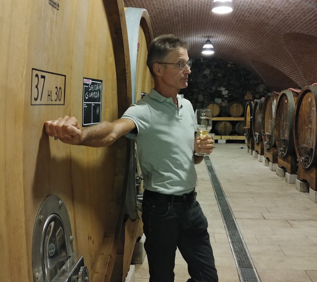 La Biancara Winery with Angiolino Maule