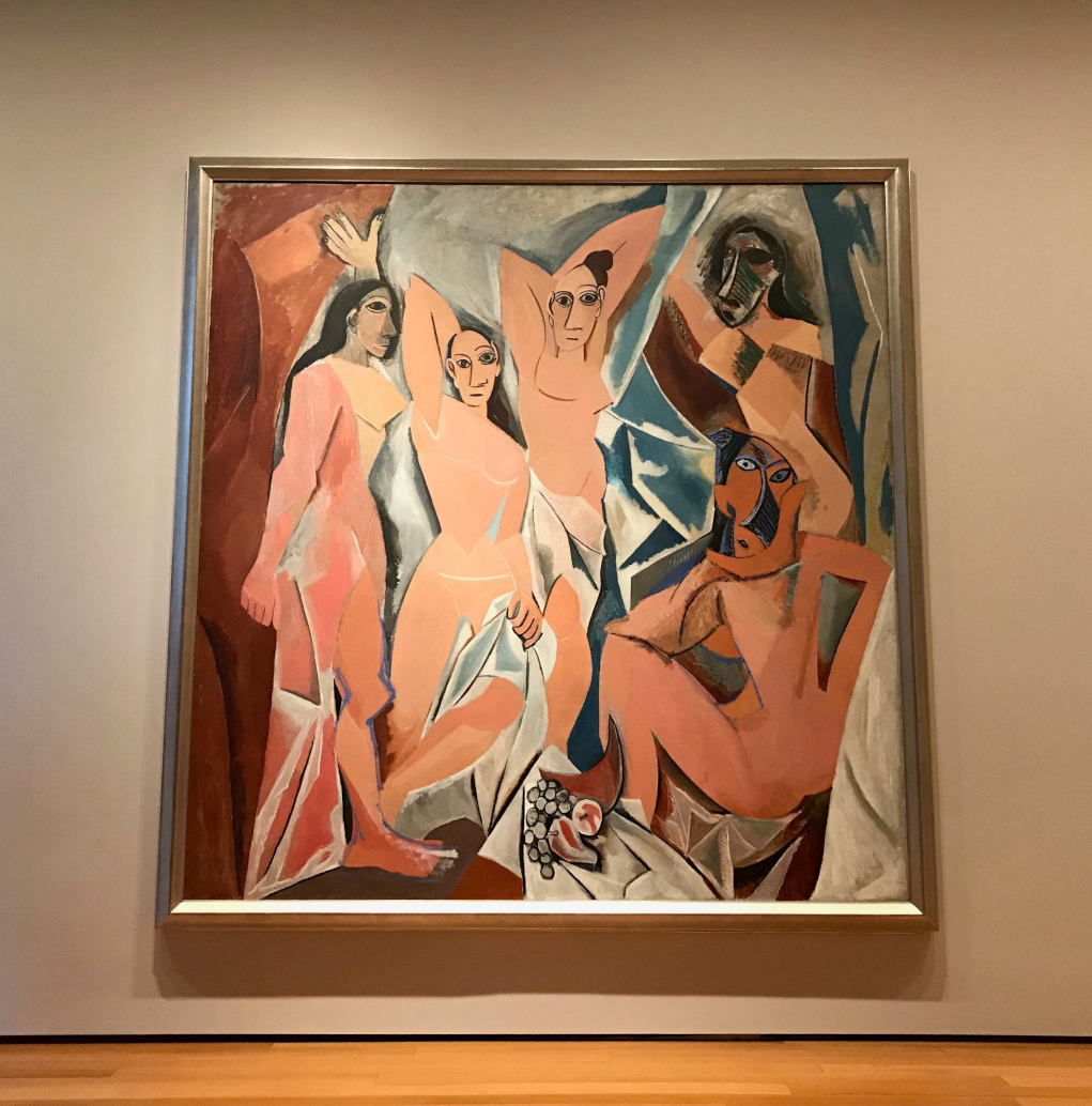 les demoiselles d avignon critique Start studying les demoiselles d'avignon learn vocabulary, terms, and more with flashcards, games, and other study tools.