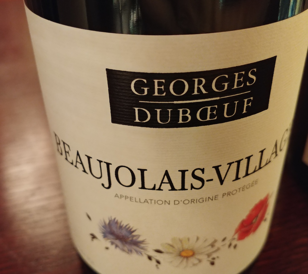 2017 Georges Duboeuf Beaujolais-Villages
