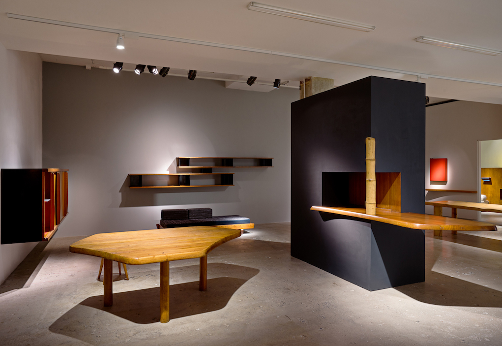 Charlotte Perriand – Installation