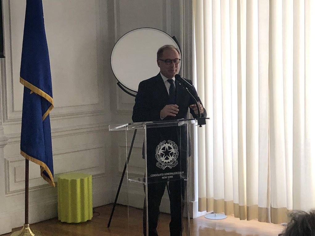 Sindaco Corrado Bonfanti