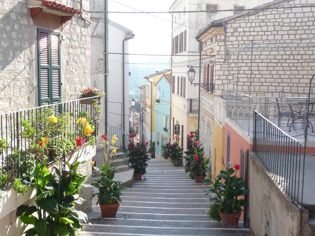 Numana La Costarella, archivio fotografico della regione Marche.