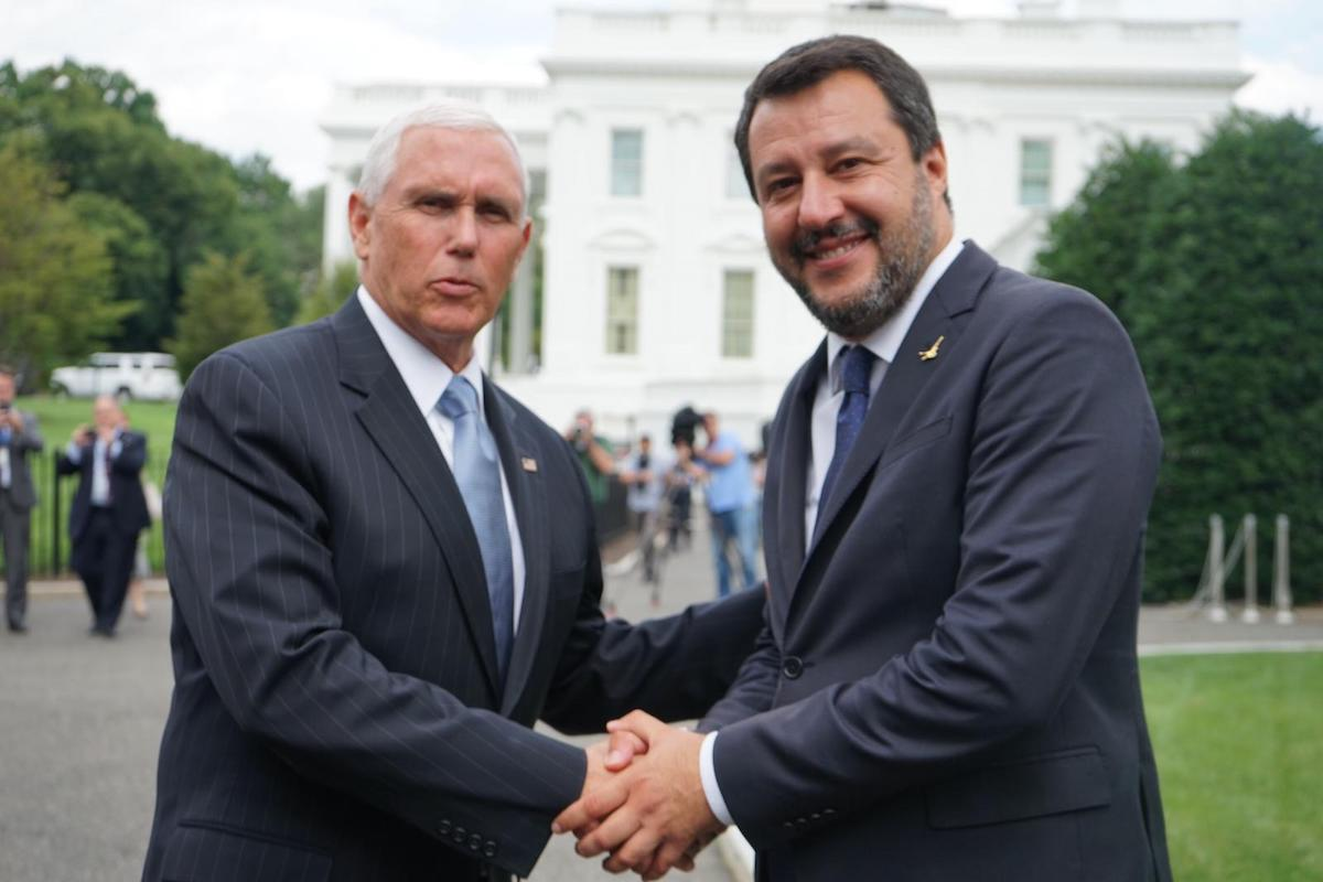 Salvini promette forte taglio delle tasse, ma nel 2020