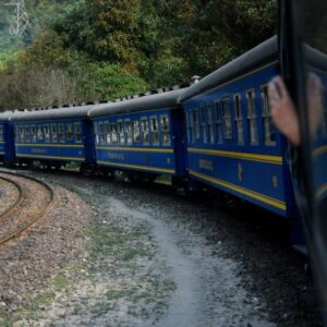 Train travel is an often overlooked, but wonderful way to travel. Photo: Michael Lepetit