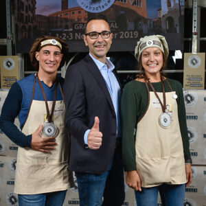 Fabio Peyla, Francesco Redi and Sara Arrigoni