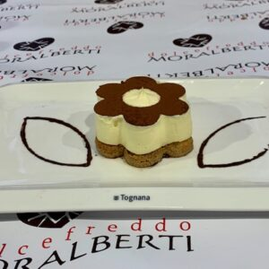 "Peyla's tiramisu', winner in the ""traditional"" category."