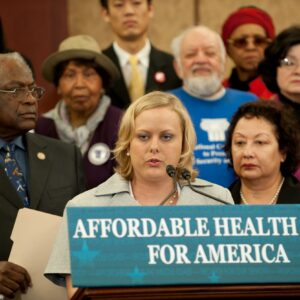 Felicia Willems. Affordable Care Act. Photo Wikimedia Commons.