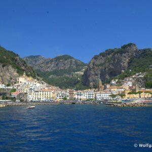 Amalfi. Photo: Wolfgang Achtner.