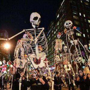 Halloween Parade del 2019