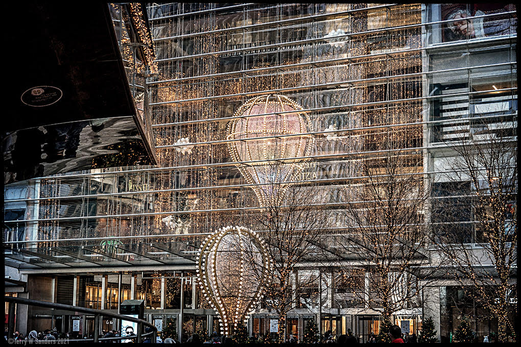 L'esterno, Hudson Yards, 20, Shopping Mall, New York (di Terry W. Sanders)
