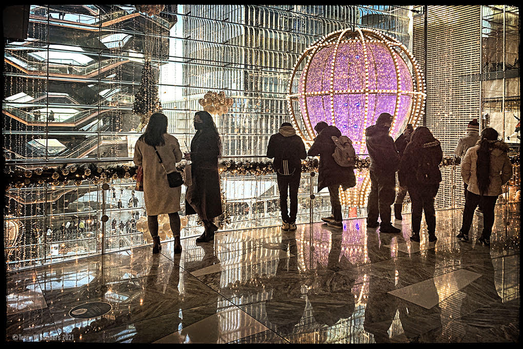 Hudson Yards, 20, Shopping Mall, New York (di Terry W. Sanders)