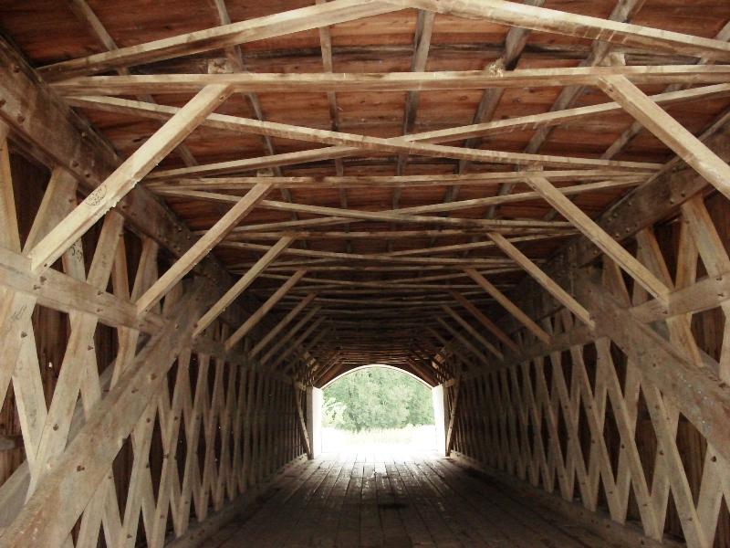 I ponti di Madison County nella fotografia di Danila Ceragioli