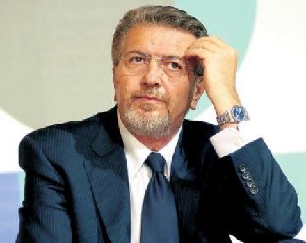 A sinistra Filippo Penati