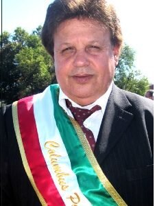In foto, Giuseppe Gencarelli