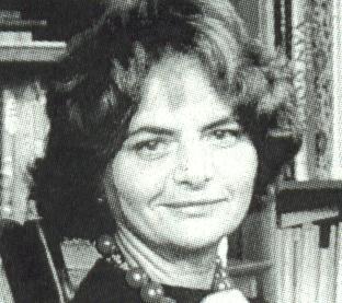 In foto, Elsa Morante (Roma, 18 agosto 1912 – Roma, 25 novembre 1985)