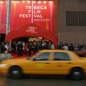 Una immagine del Tribeca Film Festival