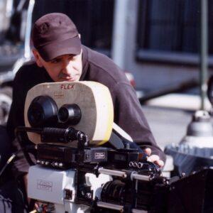 Marco Ursino nella sua veste di filmmaker