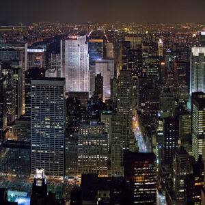 I grattacieli di Midtown a Manhattan