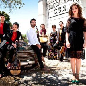 Gli artisti del Canzoniere Grecanico Salentino