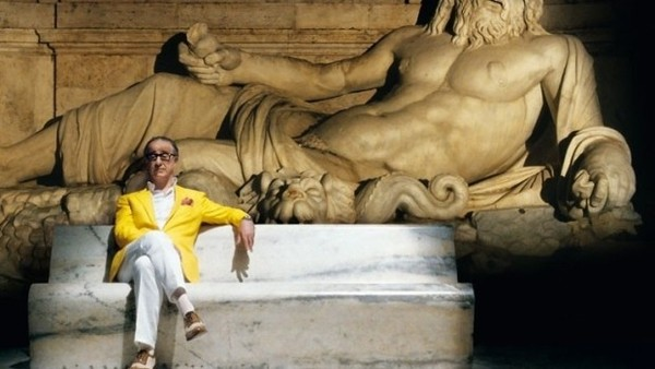 Tony Servillo in una scena del film di Paolo Sorrentino