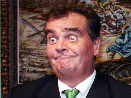 Il vice presidente del Senato Roberto Calderoli