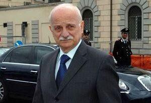 Il generale dei carabinieri Mario Mori