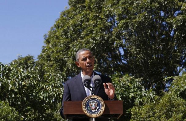 Barack Obama annuncia la sospensione delle esercitazioni militari con l'Egitto