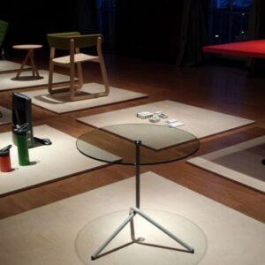 Le opere esposte per Slow Design Exhibition