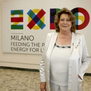 Diana Bracco, Presidente Expo 2015, Washington, Milano
