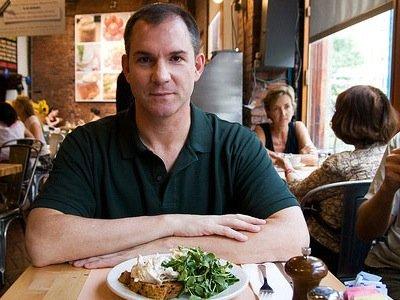 Frank Bruni, già corrispondente dall'Italia del New York Times