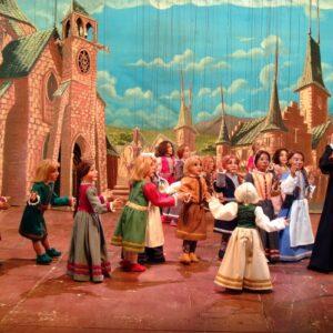 Le marionette della Compagnia Carlo Colla e Figli