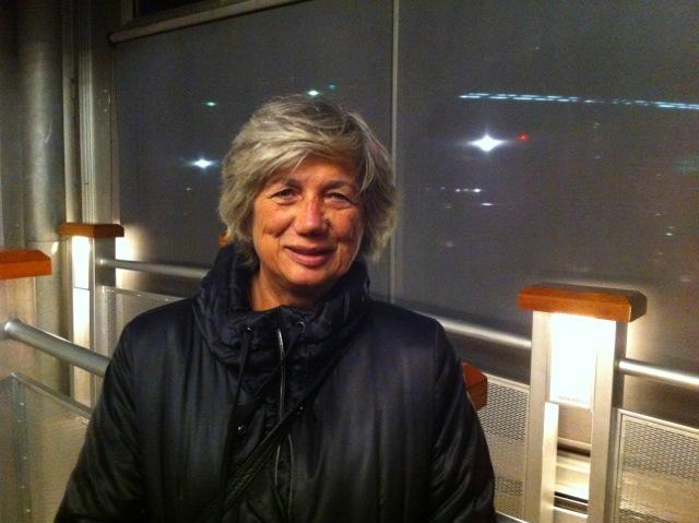 Viviana del Bianco, direttrice del N.I.C.E.