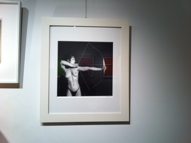 Lisa Lyon di Robert Mapplethorpe