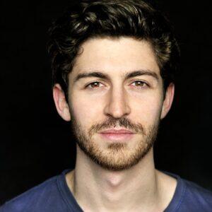 L'attore Jacopo Rampini