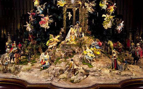 Il presepe napoletano al Metropolitan Museum di New York