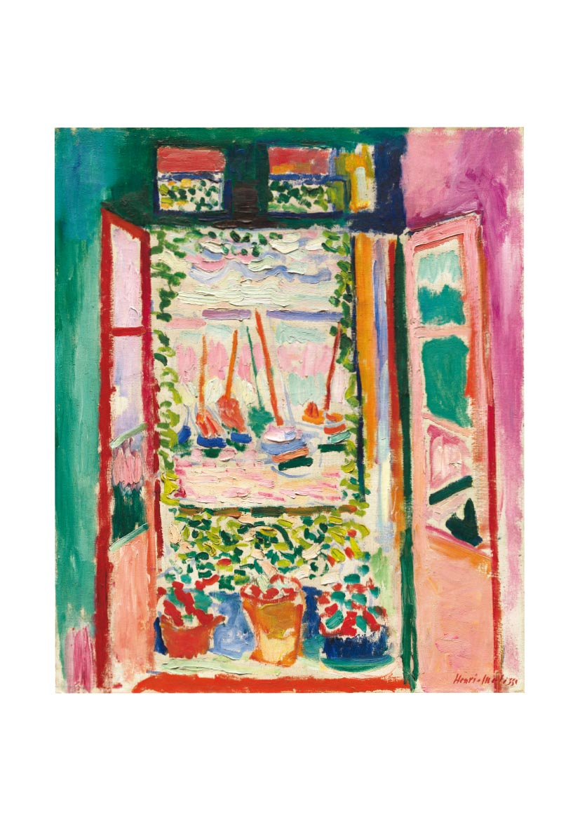 open window matisse
