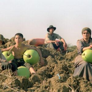 Un'immagine dal film Nuovomondo di Emanuele Crialese