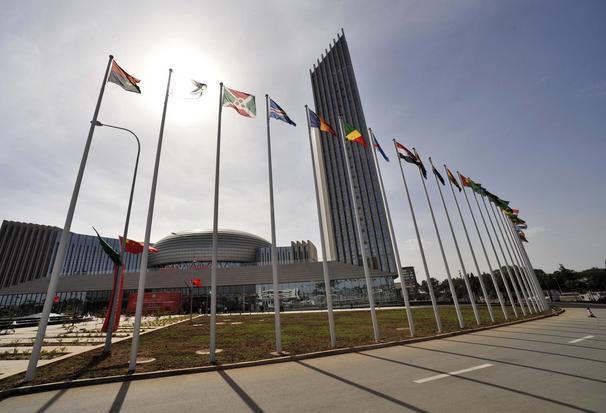 La nuova sede dell'Unione Africana ad Addis Abeba