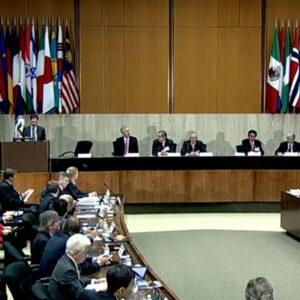 Un'immagine del convegno tenuto il 9 gennaio a Washington