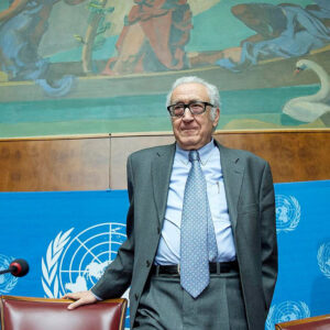 Joint Special Representative of the UN and the League of Arab States for Syria Lakhdar Brahimi. UN Photo/Jean-Marc Ferré
