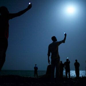 World Press Photo of the Year 2013. John Stanmeyer, USA, VII per National Geographic. 26 February 2013, Djibouti City, Djibouti