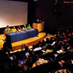 Il Panel di High Level e gli altri prominenti speaker seduti in prima fila - Foto: Bob Gore