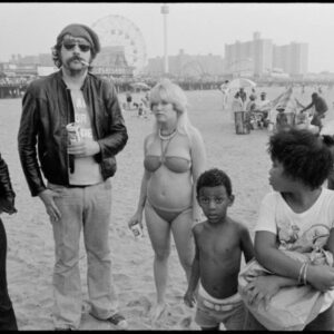 Lester Bangs a Coney Island