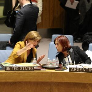 La discussione al Consiglio di Sicurezza sulla situazione in Ucraina