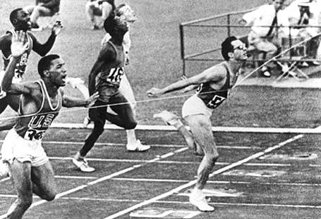 Stadio Olimpico, Livio Berruti medaglia d'oro nei 200 metri
