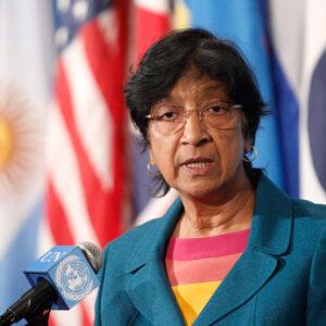 L'Alto Commissario dell'ONU per i Diritti Umani, Navi Pillay - UN Photo/Paulo Filgueiras
