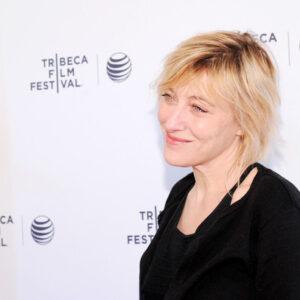Valeria Bruni Tedeschi al Tribeca Film Festival. Foto: Getty Images North America