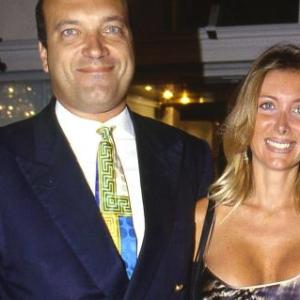 Amedeo Matacena con la moglie Chiara Rzzo