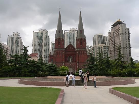 Cattedrale Shanghai